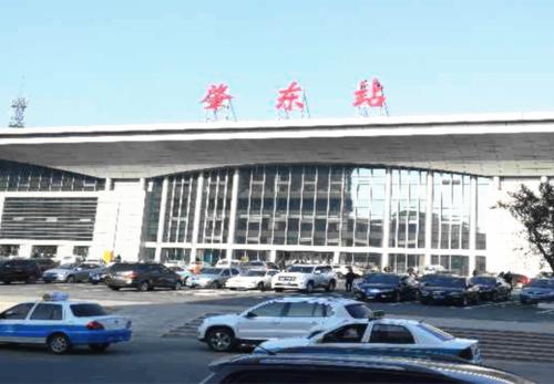 肇东火车站LOW-E中空玻璃