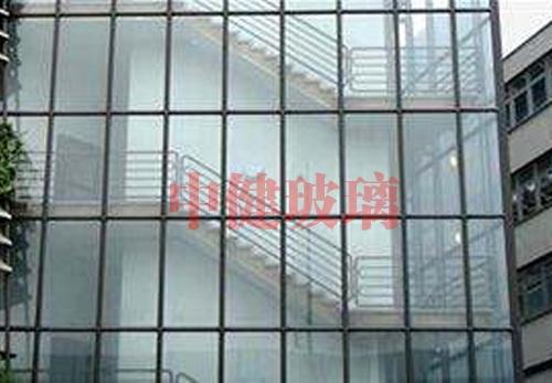 黑龙江单银高透型LOW-E玻璃