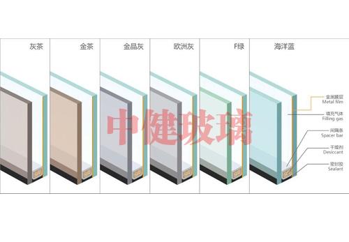 哈尔滨LOW-E中空玻璃